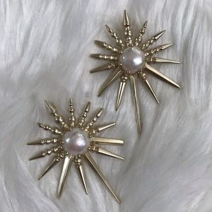 Kendra Scott Gold Sayer Earrings